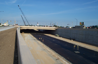 Freeway Construction